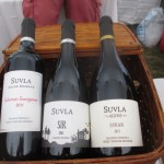 Great wines from SUVLA