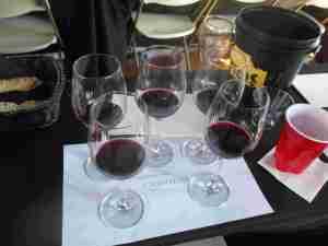 The wine from Quintessa