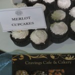 Merlot Cupcakes from Cravings