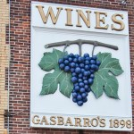 Gasbarros sign