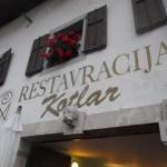Restavracija Kotlar