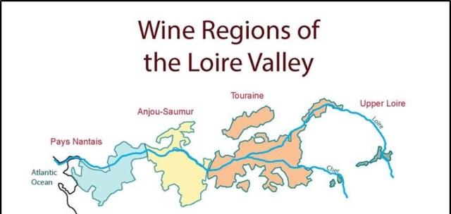 Loire Regions