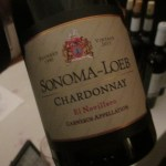 Great Chard from Chappellet's Sonoma-Loeb line.