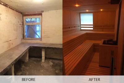 sauna refurb16