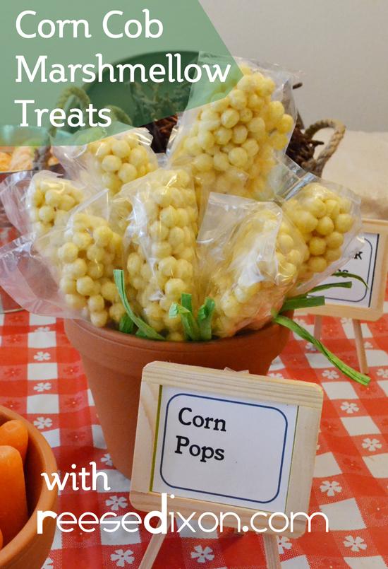 Corn Cob Treats