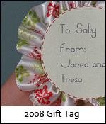 2009 Gift Tag