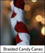 Braided Candy Canes
