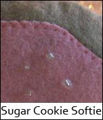 Sugar Cookie Softie