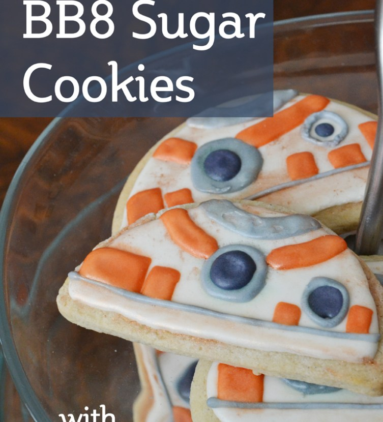 BB8 Cookies