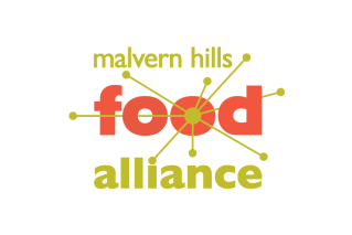 Malvern Hills Food Alliance Branding
