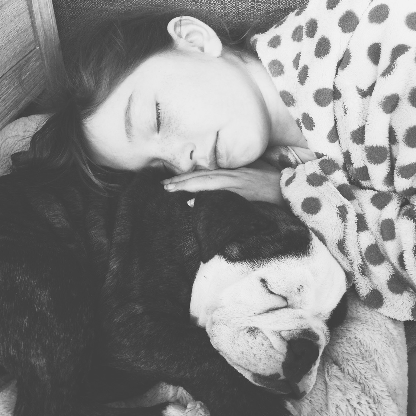 Having pets can teach children so much love and compassion
