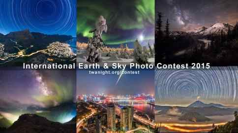 Internationa Earth and Sky Photo Contest 2015