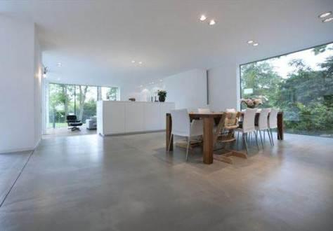 Pavimento de cemento pulido precio desde 20 m2 aplicado for Pavimento senza fughe