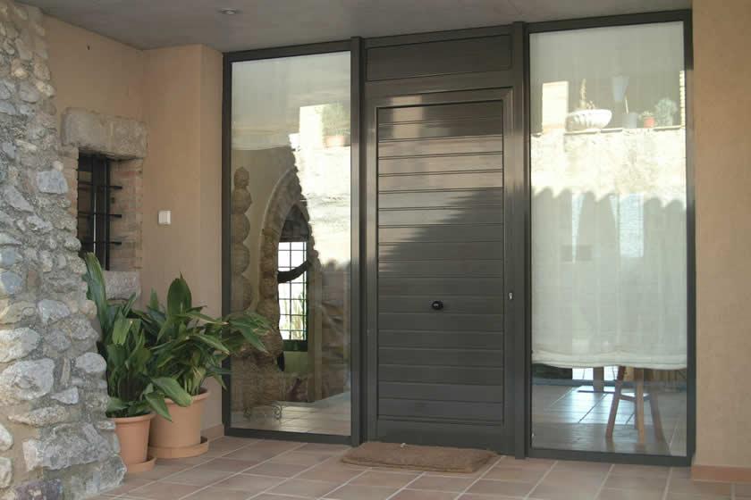 Instalacion de Puertas de Aluminio en Salamanca