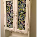 Refreshed Bathroom Cabinet