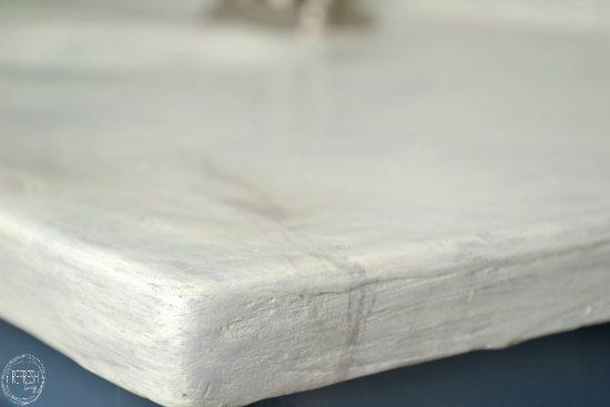 diy concrete counter tops