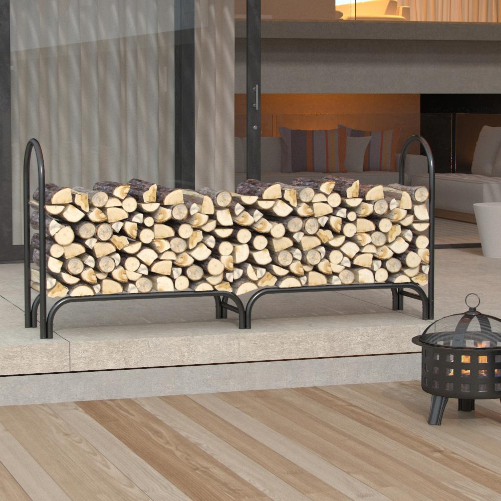 Fullsize Of Outdoor Firewood Rack