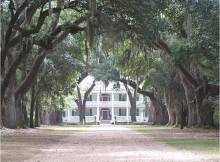 Rosedown Plantation in St. Francisville Louisiana