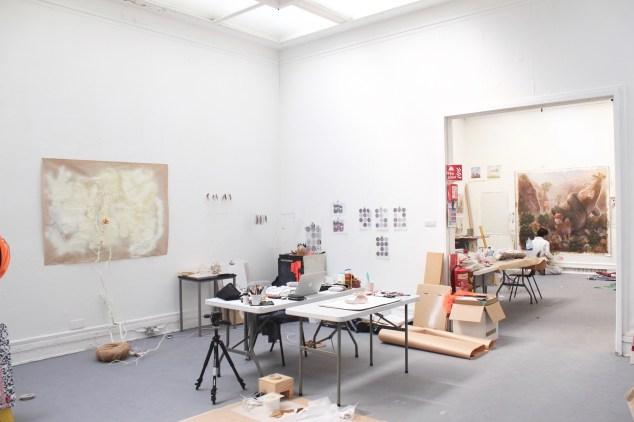 R.FUERST_SLADE LONDON STUDIO