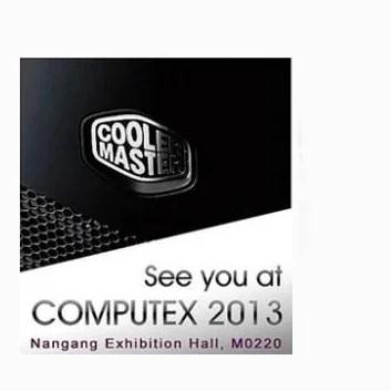 Computex 2013: ecco cosa presenterà Cooler Master
