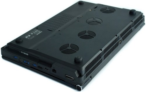 EUROCOM Panther: Notebook con due Radeon HD8970M