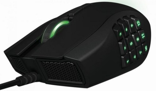 Razer aggiorna il mouse NAGA