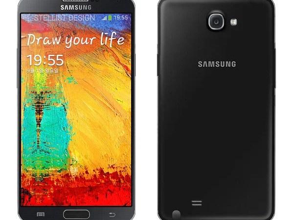 Galaxy Note 3: nuovo render messo a confronto con Note 2