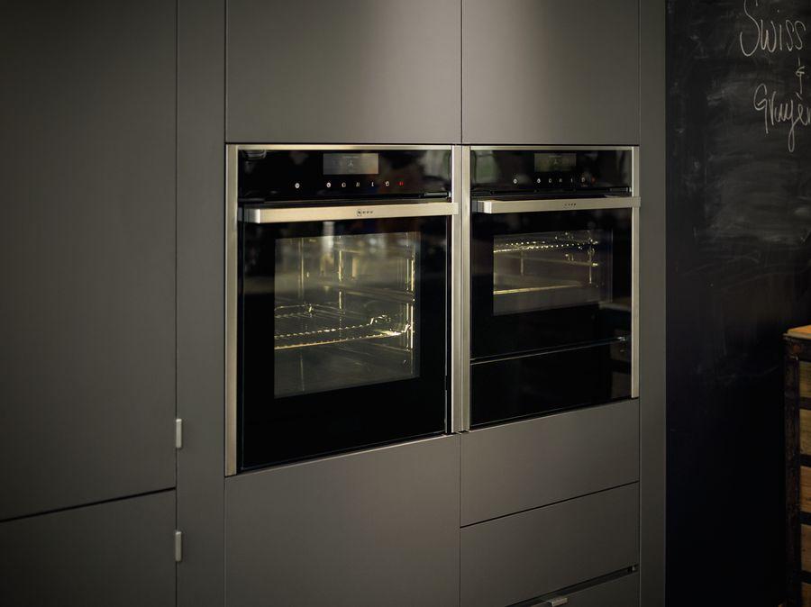neff ovens in situ