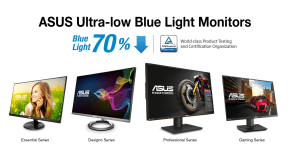 asus ultra blue monitor