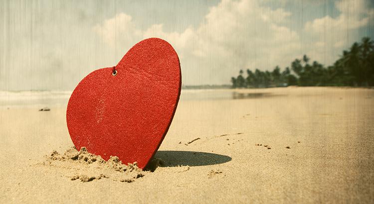 Valentinstag rückt näher: Ideen für Reisen mit Herz | Reisekompass