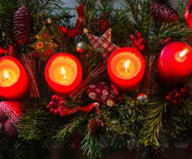 4. Advent: Weihnachtstradition