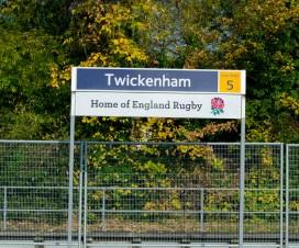 Twickenham - Home of England Rugby