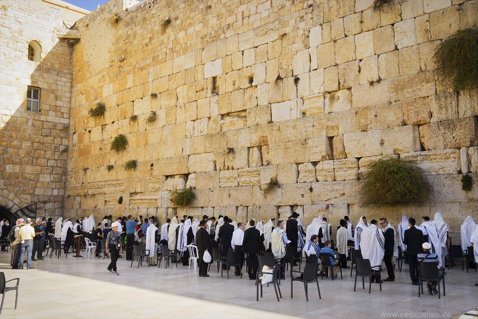 Israel_Jerusalem_Klagemauer