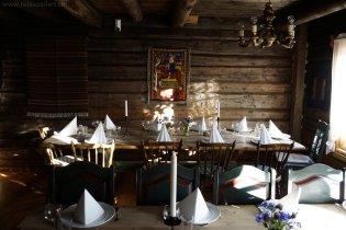 Essen und Trinken in Norwegen
