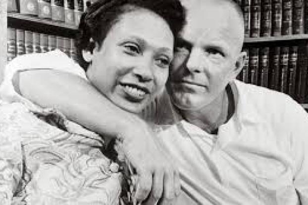 Mildred and Richard Loving were charged with violating Virginia's Racial Integrity Act.