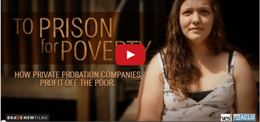 Prison for Poverty cover