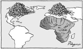 exploitation of africa