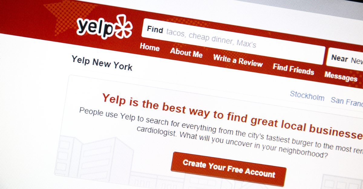5 reasons Why Yelp Advertising May Work For Your Small Business
