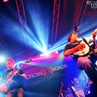 Ike Willis & OssiDuri @ Crossroads Live Club,Roma (foto di Salvatore Marando)