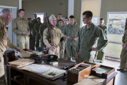 "Gibson's ""Hacksaw Ridge"" Enters Post-Production: Release Target in Time for Oscar?"