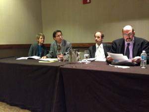 The SSSR Presidential Panel: How Religion Works: Disciplinary Perspectives and Bridges was phenomenal!