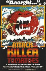 Attack of the Killer Tomatoes (1978) Film Poster