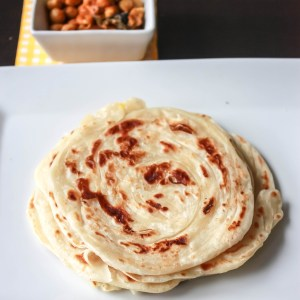 Kerala Parotta / Layered Bread