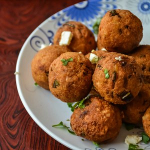 Paneer Potato Lentil Dumplings/ Paneer Koftas