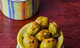 Maavadu / Vadu Mango Pickle – Mom's Recipe