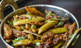 Spicy Fennel Tindora/ Ivy gourd(kovakkai) stir fry