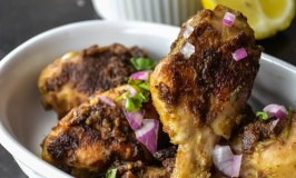 Spicy Chettinad Chicken Drumstick Roast