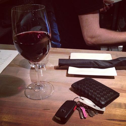 Wine & tapas at Cru Cellars