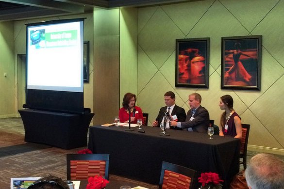 Tampa Downtown Partnership's Debrief Series: Urban Retail with WS Development, BoConcept, and Franklin Street
