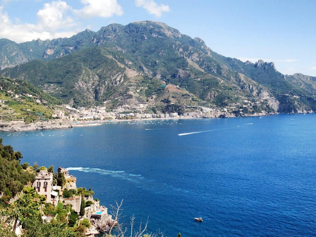 Güney İtalya'da 7 Gün